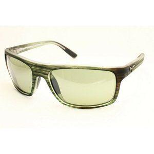 Maui Jim 746-15MR Green Sunglasses Green Lenses